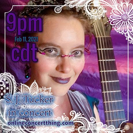 SJ Tucker Concert